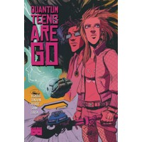 QUANTUM TEENS ARE GO TP VOL 01 (MR) - Magdalene Visaggio