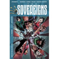 SOVEREIGNS END OF THE GOLDEN AGE TP - Ray Fawkes