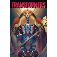 TRANSFORMERS TILL ALL ARE ONE TP VOL 03 - Mairghread Scott