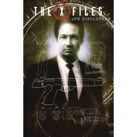 X-FILES JFK DISCLOSURE HC - Denton J. Tipton