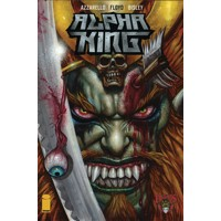 3 FLOYDS ALPHA KING TP (MR) - Brian Azzarello, Nick Floyd