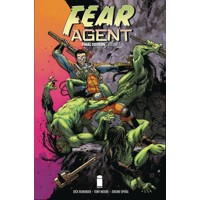 FEAR AGENT FINAL ED TP VOL 01 (MR) - Rick Remender