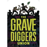 GRAVEDIGGERS UNION TP VOL 01 (MR) - Wes Craig