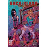 HACK SLASH RESURRECTION TP VOL 01 - Tini Howard