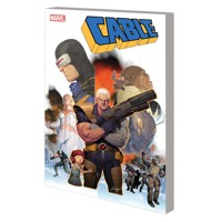 CABLE TP VOL 01 LAST HOPE - Duane Swierczynski