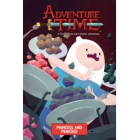 ADVENTURE TIME ORIGINAL GN VOL 11 PRINCESS & PRINCESS - Jeremy Sorese