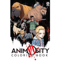 ANIMOSITY COLORING BOOK TP - Marguerite Bennett