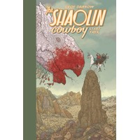 SHAOLIN COWBOY START TREK HC - Geof Darrow