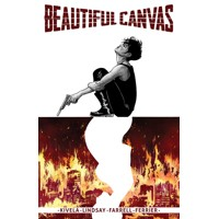 BEAUTIFUL CANVAS TP VOL 01 (MR) - Ryan Lindsay
