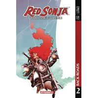 RED SONJA WORLDS AWAY TP VOL 02 - Amy Chu, Erik Burnham