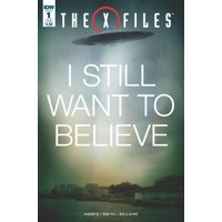 X-FILES (2016) #1 SUBSCRIPTION VAR - Joe Harris
