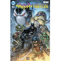BATMAN TEENAGE MUTANT NINJA TURTLES II #1 až 6 (OF 6) - James TynionIV