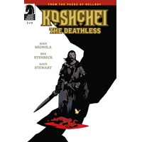 KOSHCHEI THE DEATHLESS #1 až 6 (OF 6) - Mike Mignola