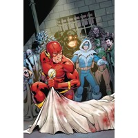 FLASH TP VOL 06 COLD DAY IN HELL REBIRTH - Joshua Williamson, Michael Moreci