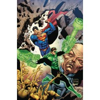 HAL JORDAN & THE GLC TP VOL 05 TWILIGHT OT GUARDIANS REBIRTH - Robert Venditti