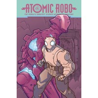 ATOMIC ROBO & THE SPECTRE OF TOMORROW TP - Brian Clevinger