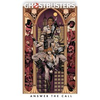 GHOSTBUSTERS ANSWER THE CALL TP - Kelly Thompson