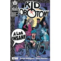 KID LOBOTOMY TP VOL 01 - Peter Milligan