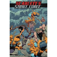 SCARLETTS STRIKE FORCE TP VOL 01 - Aubrey Sitterson