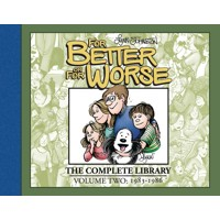 FOR BETTER OR FOR WORSE COMP LIBRARY HC VOL 02 - Lynn Johnston