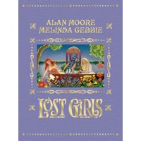 LOST GIRLS HC EXPANDED ED (MR) - Alan Moore