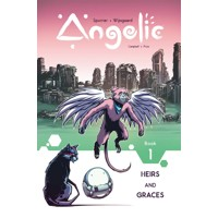 ANGELIC TP VOL 01 HEIRS & GRACES - Simon Spurrier
