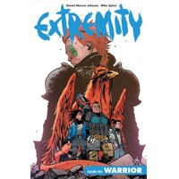 EXTREMITY TP VOL 02 WARRIOR - Daniel Warren Johnson