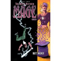 MAGE TP VOL 04 HERO DEFINED BOOK TWO - Matt Wagner