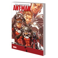 ASTONISHING ANT-MAN COMPLETE COLLECTION TP - Nick Spencer