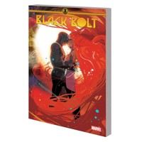BLACK BOLT TP VOL 02 HOME FREE - Saladin Ahmed