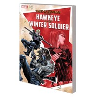 TALES OF SUSPENSE HAWKEYE AND WINTER SOLDIER TP - Matthew Rosenberg