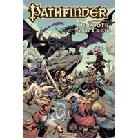 PATHFINDER TP VOL 02 OF TOOTH AND CLAW - Jim Zub