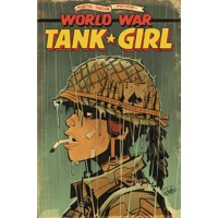 TANK GIRL WORLD WAR TANK GIRL TP - Alan Martin