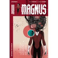 MAGNUS BETWEEN TWO WORLDS TP - Kyle Higgins