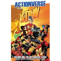 ACTIONVERSE TP VOL 01 STRAY ROTTWEILER YEARS - Vito Delsante