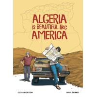 ALGERIA IS BEAUTIFUL LIKE AMERICA HC - Olivia Burton
