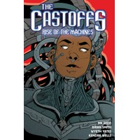 CASTOFFS TP VOL 03 RISE OF MACHINES - M. K. Reed, Brian Smith