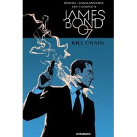 JAMES BOND KILL CHAIN HC - Andy Diggle