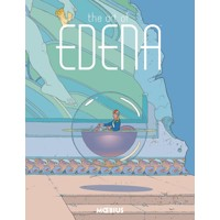 MOEBIUS LIBRARY ART OF EDENA HC - Moebius