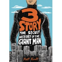 3 STORY SECRET HISTORY OF GIANT MAN EXPANDED GN - Matt Kindt