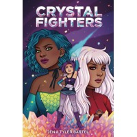 CRYSTAL FIGHTERS GN - In Shops: Aug 29, 2018