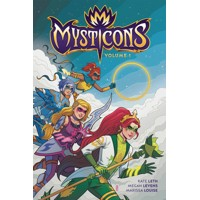 MYSTICONS GN VOL 01 - Kate Leth