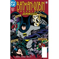 BATMAN AND ROBIN ADVENTURES TP VOL 03 - Kelley Puckett, Ty Templeton, Hilary J...