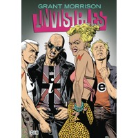 INVISIBLES TP BOOK 03 (MR) - Grant Morrison