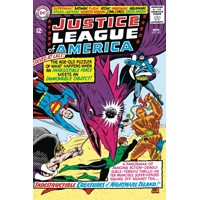 JUSTICE LEAGUE OF AMERICA THE SILVER AGE TP VOL 04 - Gardner Fox