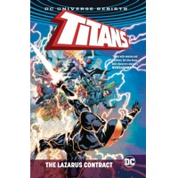 TITANS LAZARUS CONTRACT TP - Dan Abnett, Ben Percy, Christopher Priest