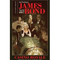 JAMES BOND CASINO ROYALE HC - Ian Fleming, Van Jensen