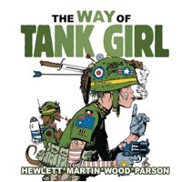 WAY OF TANK GIRL HC - Alan Martin