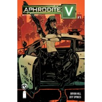 APHRODITE V #1 (MR) - Bryan Hill