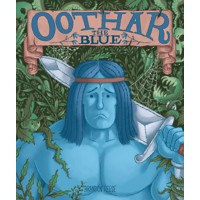 OOTHAR THE BLUE HC - Brandon Reese